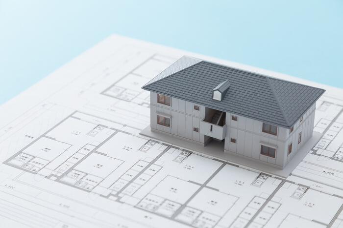 土地活用の賃貸住宅