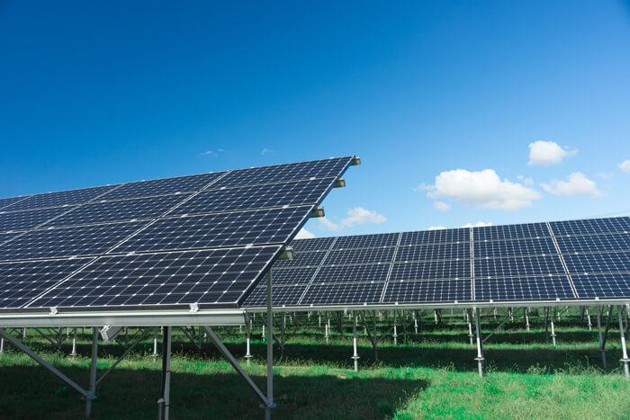 土地活用の太陽光発電