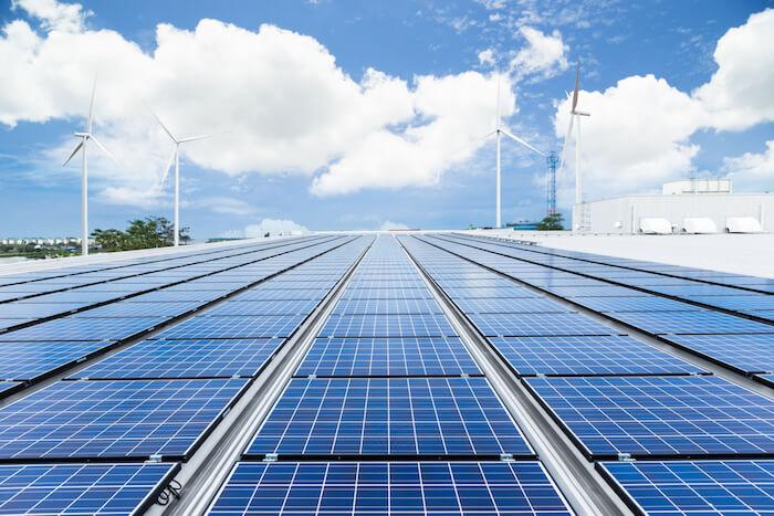 RE100と太陽光発電