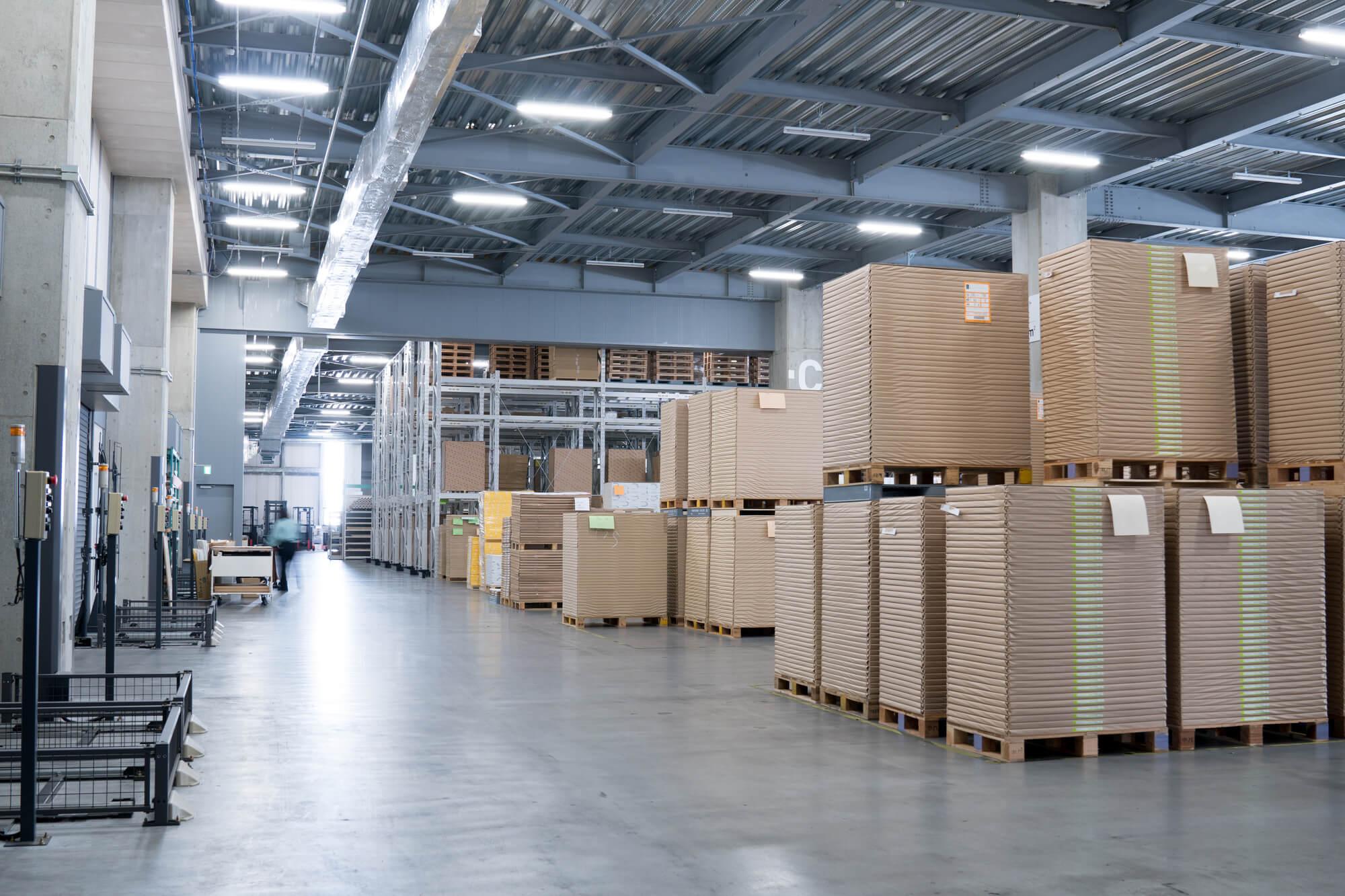 自家消費型太陽光発電と工場・倉庫