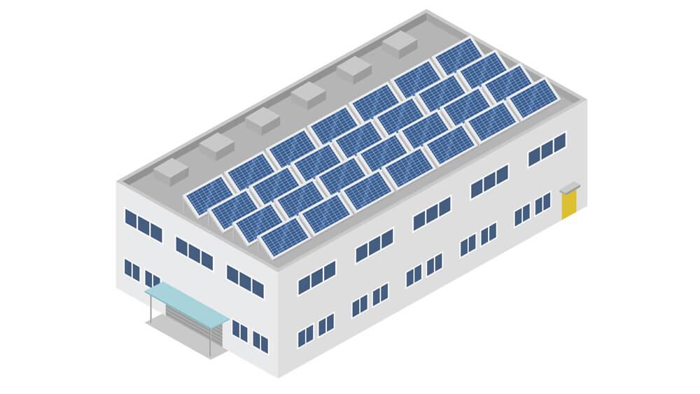 太陽光発電自家消費事業形態