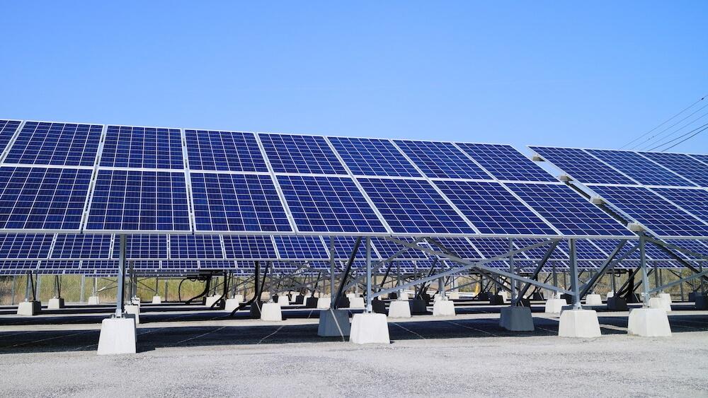 太陽光パネル面積